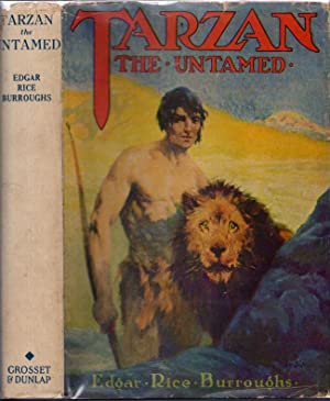 Tarzan the Untamed: Burroughs, Edgar Rice