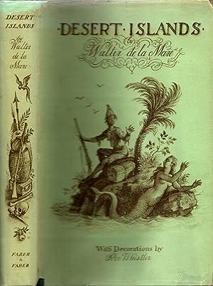 Desert Islands: De La Mare, Walter