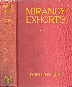 Mirandy Exhorts: Dix, Dorothy