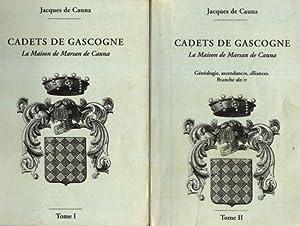 Cadets De Gascogne La Maison de Marsan: Cauna, Jacques de
