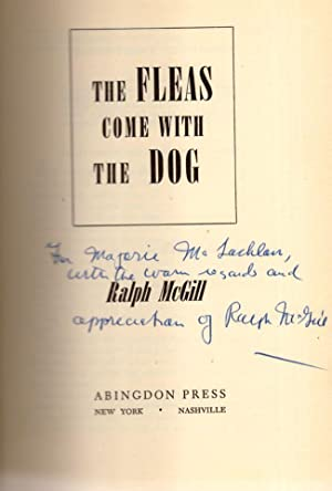 The Fleas Come With The Dog: McGill, Ralph
