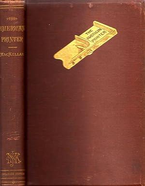 The American Printer: MacKellar, Thomas (Ph.D.)