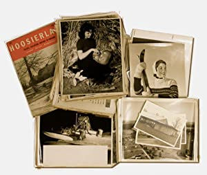 """Photo Archive of Byron L. Troyer Editor and Publisher of """"Hoosierland"""": Troyer, Byron L. ..."""
