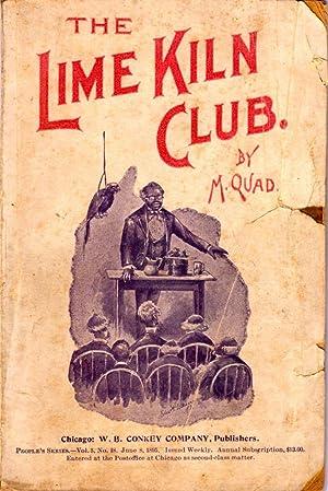 The Lime Kiln Club: Quad, M.