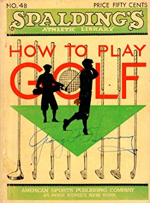 How To Play Golf: Brown, Innis (editor)