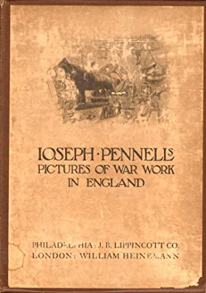 Pictures of War Work in England: Pennell, Joseph