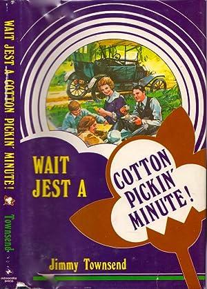 Wait Jest A Cotton Pickin' Minute: Townsend, Jimmy
