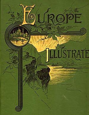 Europe Illustrated: Warren, F. K. (editor)