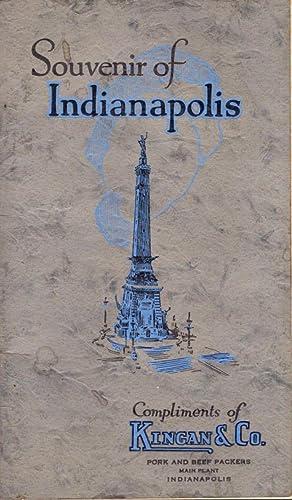 Souvenir of Indianapolis: Kingan & Co