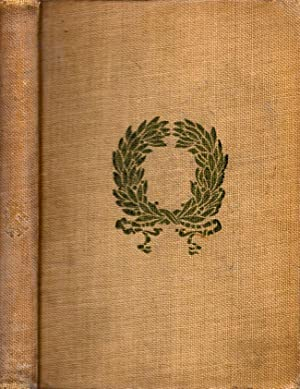 On Southern Poetry Prior to 1860. A Dissertation Presented to the Faculty of the University of ...