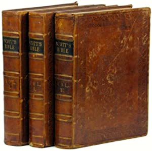 The Holy Bible, Containing the Old and New Testaments, According to the Authorised Version; With ...