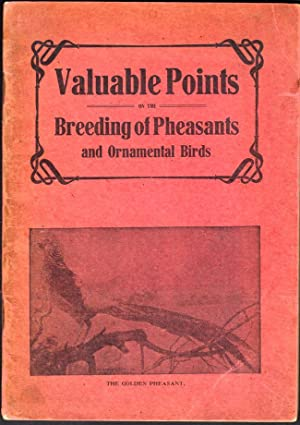 The Reliable Pheasant Standard A Practical Guide on the Breeding, Rearing and Management of ...