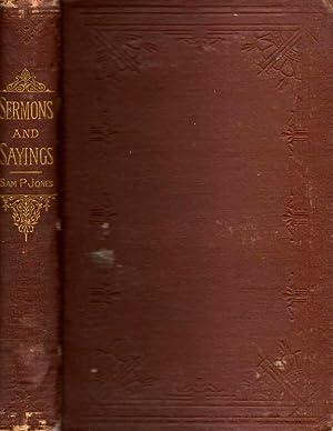 Sermons and Sayings: Jones, Rev. Sam