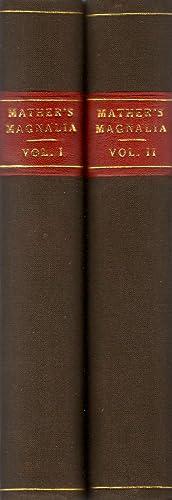 Magnalia Christi Americana: or, The Ecclesiastical History: Mather, Cotton