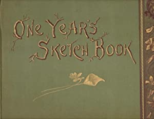 One Years Sketch Book