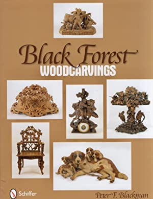 Black Forest Woodcarvings: The History of Swiss Brienzerware