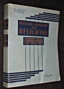 Histoire générale des religions ( 4 tomes): Maxime Gorce et
