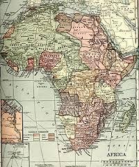 L'Afrique chrétienne ( 4 e au 8e: Dom H Leclercq