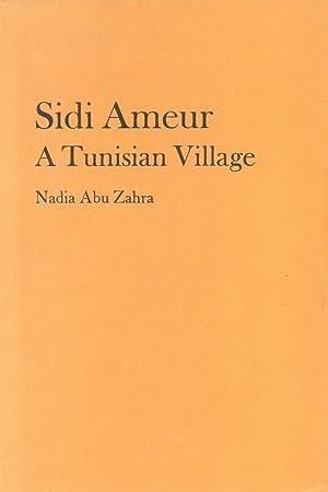 Sidi Ameur, A Tunisian Village.: Abu Zahra, Nadia.