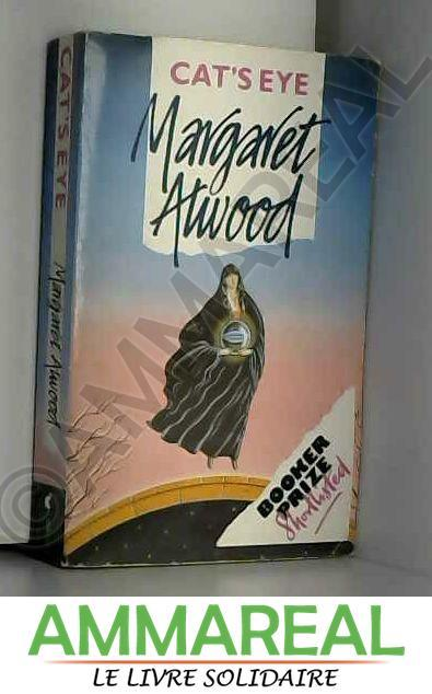 Cats Eye By Margaret Atwood Margaret Atwood 9781853811265