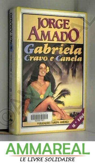 Gabriela Cravo e Canela - Jorge Amado