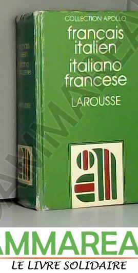 Larousse Zanichelli Minore D Occasion Livre Italien Francais