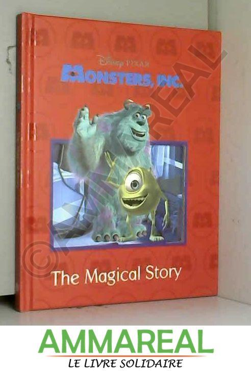 Disney Magical Story: Monsters Inc. - Unknown