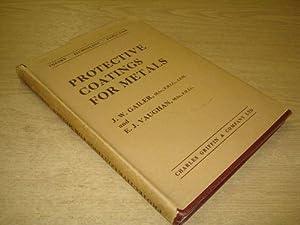 Protective coatings for metals: John William Gailer
