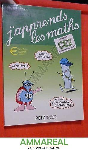J'apprends les maths, CE2. Fichier élève: Rémi Brissiaud, Pierre
