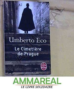 Le Cimetière de Prague: Umberto Eco