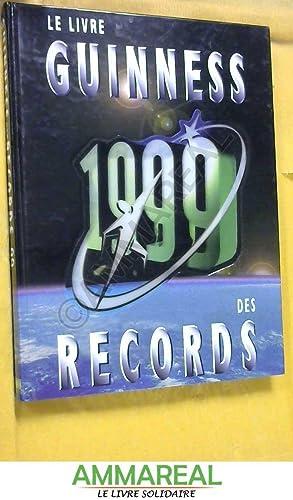 livre guinness des records 1999 abebooks. Black Bedroom Furniture Sets. Home Design Ideas