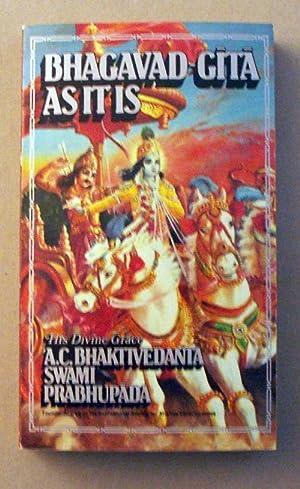 La Bhagavad-Gita telle qu'elle est: A.C. sa divine