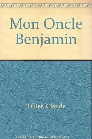 Mon Oncle Benjamin: Claude Tillier