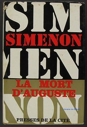 La Mort d' Auguste: Georges Simenon
