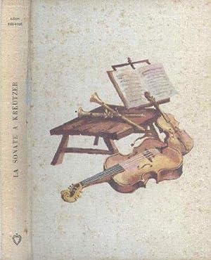 La sonate a kreutzer: Tolstoï Léon