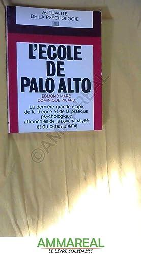 L'École de Palo Alto: Edmond Marc