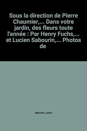 Sous la direction de Pierre Chaumier,. Dans: Lucien Sabourin