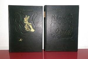 La vie des animaux en 2 volumes: Bertin Léon