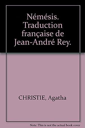 Némésis. Traduction française de Jean-André Rey.: Agatha CHRISTIE