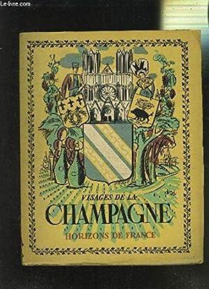 Visages de la champagnes: Maillet Germaine Catel