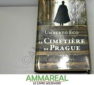 Le cimetiere de prague: Umberto Eco