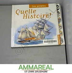 Les pirates: Amélie Veaux et