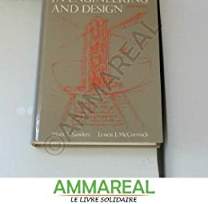 Human Factors in Engineering and Design: Ernest J. McCormick
