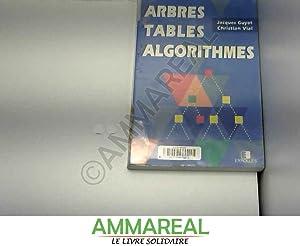 Arbres tables et algorithmes: Jacques Guyot et