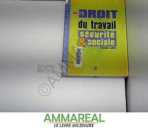 Droit du travail et sécurité sociale : Claude Lobry
