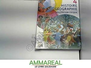 Histoire-Géographie Education civique 4e éd. 2011 -: Anne Carol, Antoine