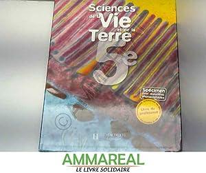 Sciences de la Vie et de la: P. Besnard, Hervé