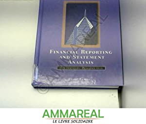 Financial Reporting and Statement Analysis: A Strategic