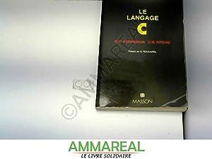 Le langage C: Brian W Kernighan
