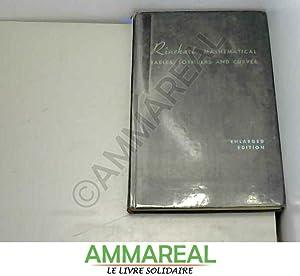 Rinehart mathematical tables, formulas and curves